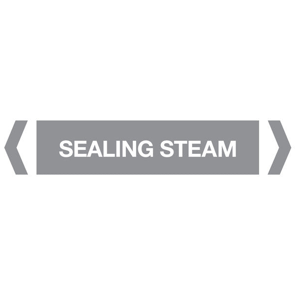 Sealing Steam labels