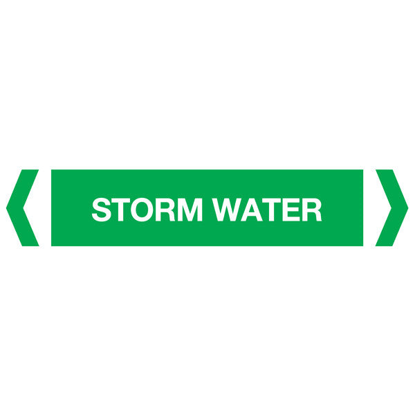 Storm Water labels