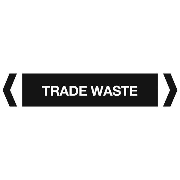 Trade Waste labels