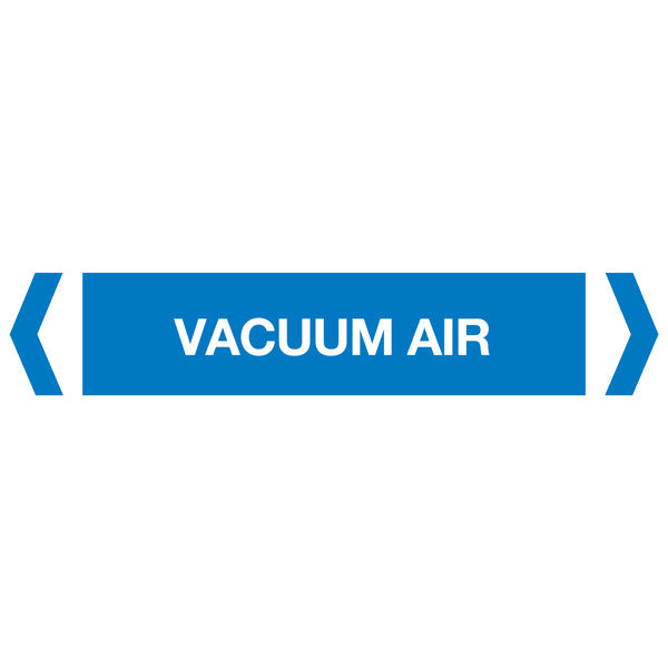 Vacuum Air labels