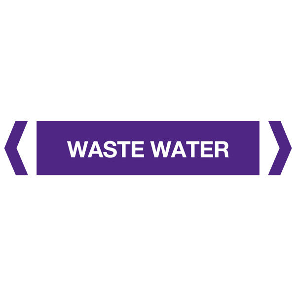 Waste Water labels