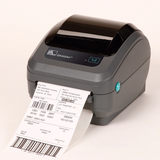 Zebra GK420 direct thermal printer- usb