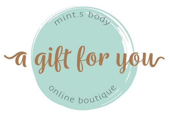 Mints Gift Card