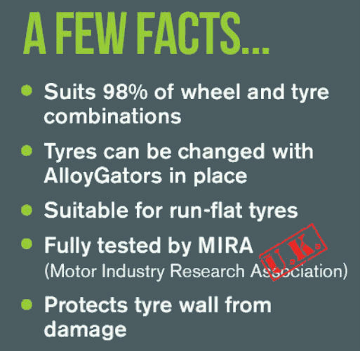 A Few AlloyGator Facts