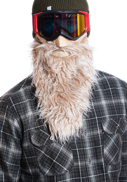 Beardski Fox Skimask