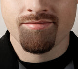 Combo Pack, My Perfect Goatee, Shaving Template and LED Beard Trimmer