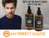My Perfect Goatee Premium Beard Wash and Conditioner | Combo Pack | 8.5 oz. bottles