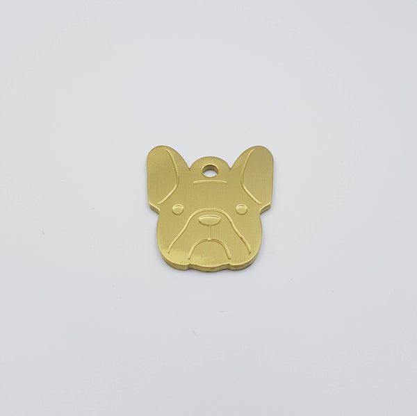 Dog I.d Tag | French Bulldog