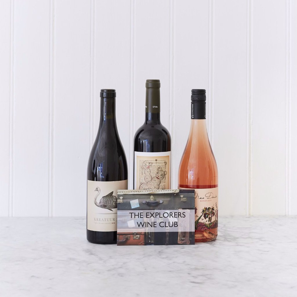 Explorers Wine Club | Gift | Classics Package