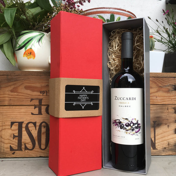 Malbec Gift Box - Father's Day
