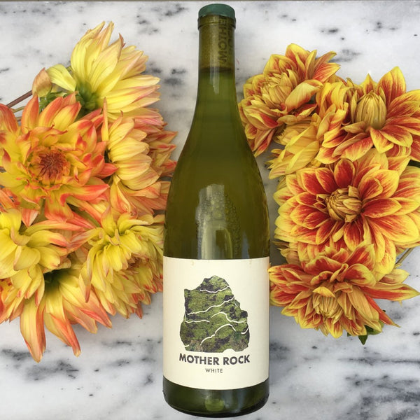 Mother Rock White (Chenin Blanc, Viognier, and Grenache Blanc)