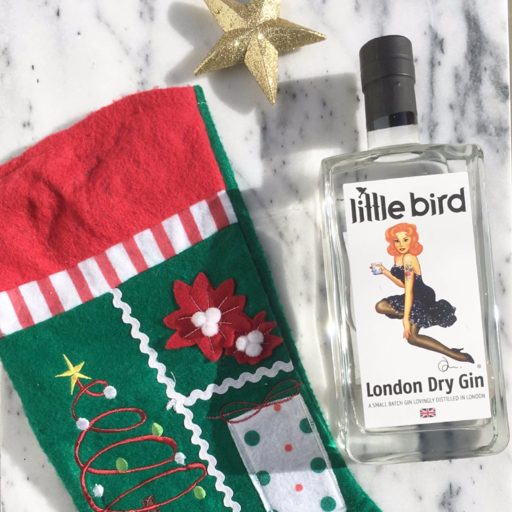 Little Bird London Gin