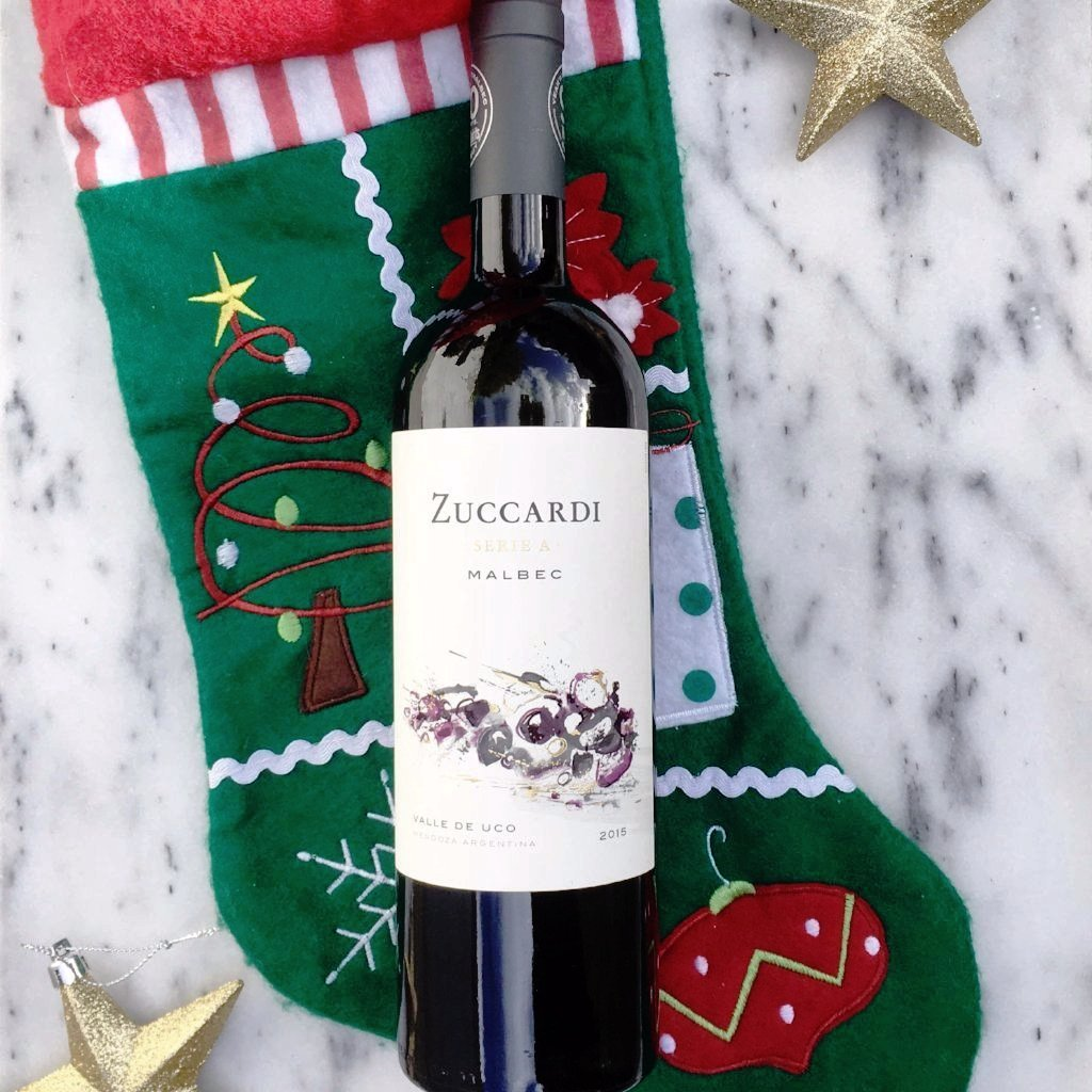 Malbec red wine Zuccardi