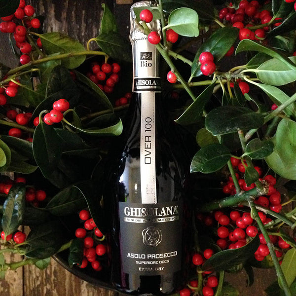 Ghisolana Prosecco DOCG Extra Dry. Our customers' favourite!