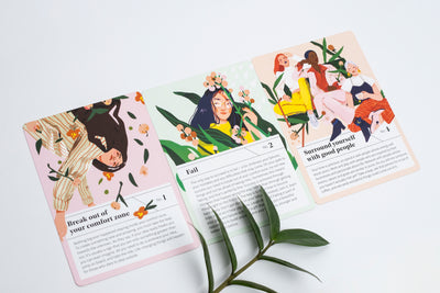 Inspirational Cards - Women in Business