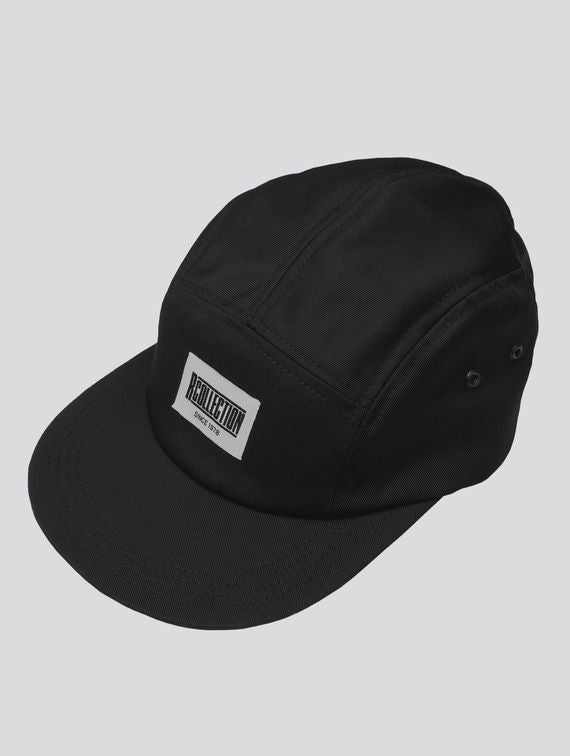R-Collection 5-panel Musta