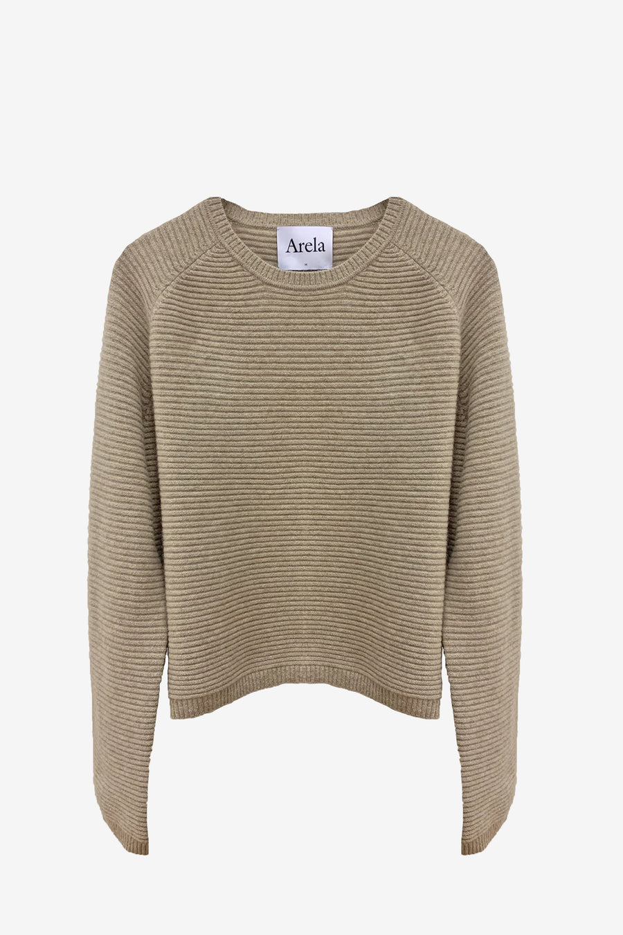 Noelle Sweater - Soft Brown