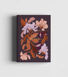 Cozy Flower Notebook – Peach Blossom