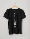 FIBONACCI KIDS T-shirt BLACK