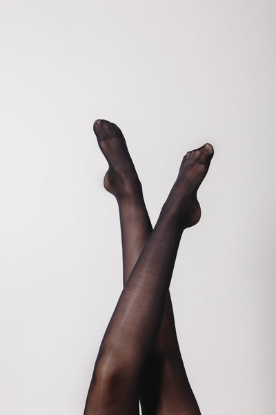 Women's 3D Pantyhose 20den - Black (1 pack)