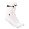 Vai-ko Crew Sock Off White