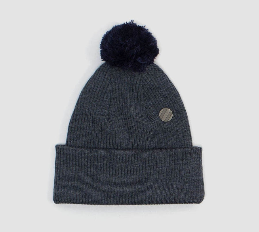 Wau Kids Dark Grey Beanie