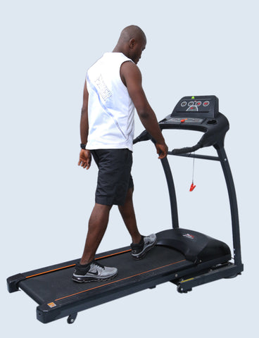 Fitness treadmill for weightloss