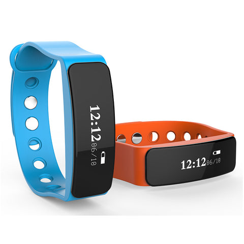 Professional Fitness Tracker Smart Bracelet