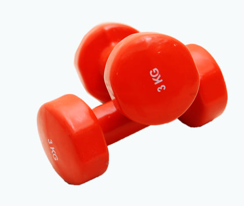 Plastic Dumbbells