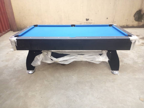 8ft pool table side new view