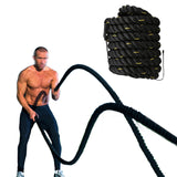 Exercise Battle Rope Workouts at Jumbo Sports Mart