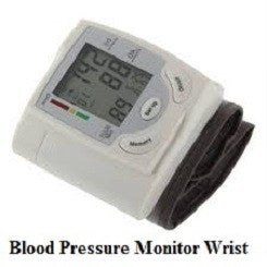 Blood Pressure Monitor Health Fitness
