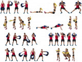 bulgarian bag exercises