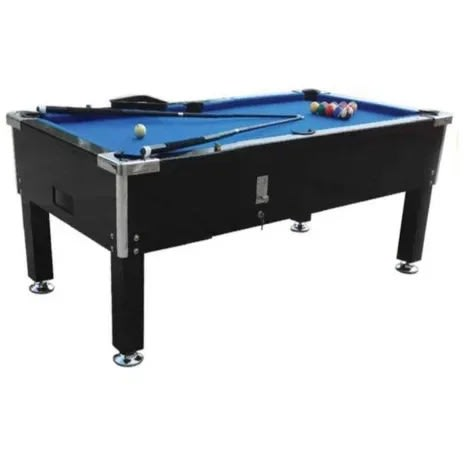 Billiard Pool Table 7ft Coin Operated