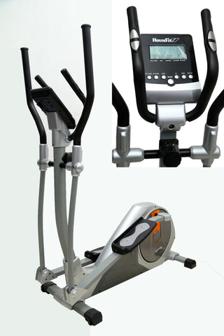 Elliptical Cross Trainer with Console