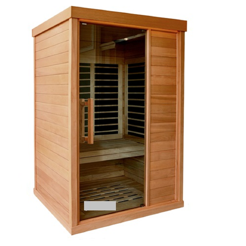 Two Person Infra Red Sauna