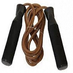 Skipping Rope(leather) Fitness