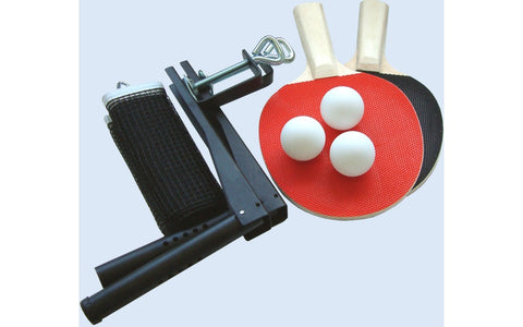 Accessories for Table tennis - Net, bat, balls
