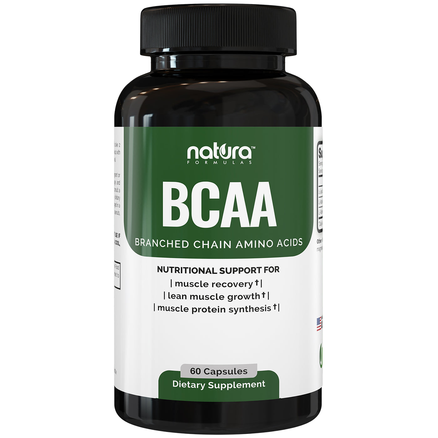 Natural Branched Chain Amino Acids