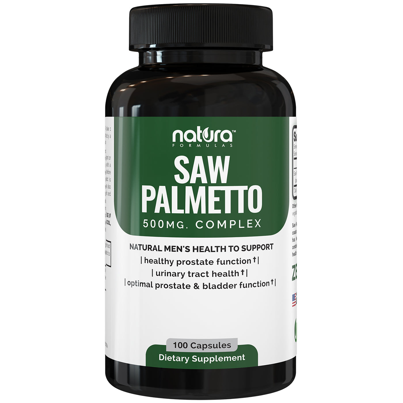 Natural Saw Palmetto Berries Extract