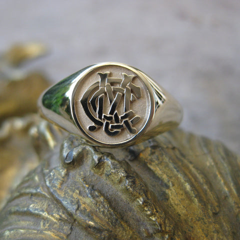 MCC Collection Signet Rings