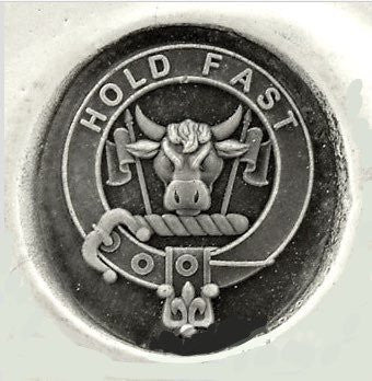 Family Clan Badge Surface Engraved 14mm x 13mm  Sterling Silver Signet Ring