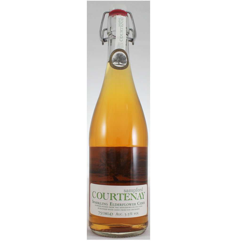 Sampford Courtenay, Sparkling Elderflower Cider
