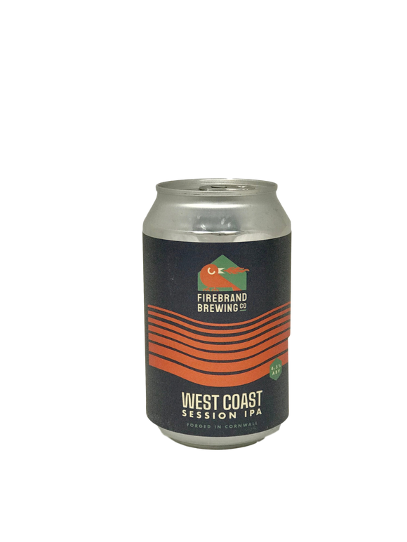 Firebrand West Coast Session IPA (box of 12)