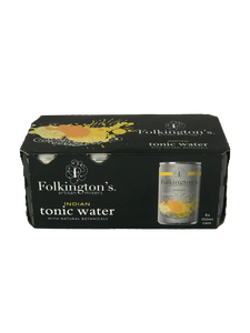 Folkington's Artisan Mixers Indian Tonic Water