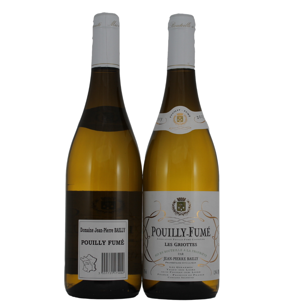 Pouilly-Fumé Les Griottes, J-P Bailly