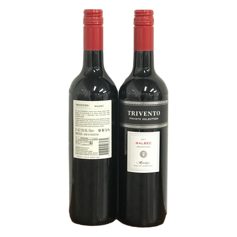 Malbec Trivento, Private Selection