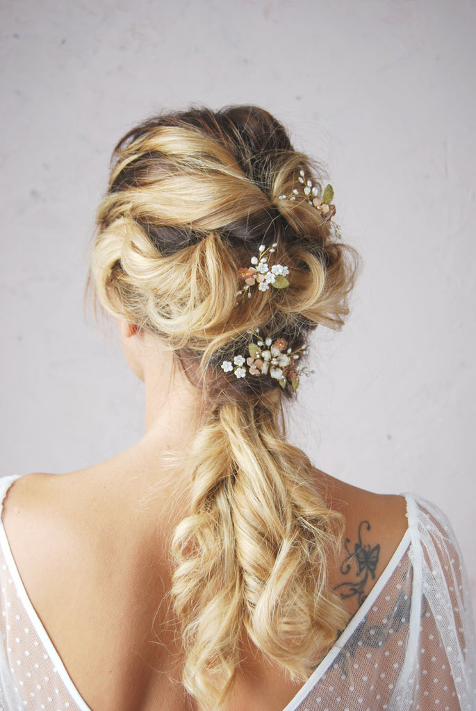 THE ULTIMATE GUIDE TO 2020 WEDDING HAIR TRENDS | Elibre handmade