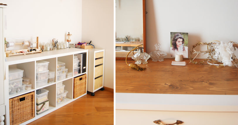 Bridal showroom and studio | Elibre handmade