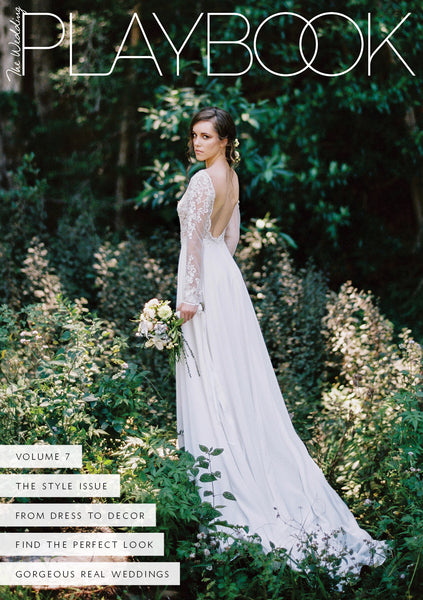 Elibre features on the wedding playbook vol.7